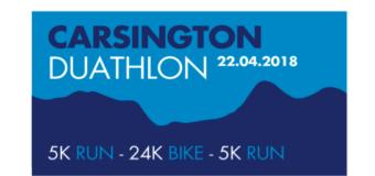 Carsington Duathlon – Pre race details & Start List