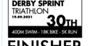 Derby Triathlon – entries still available